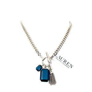 ✨NWT Lauren by Ralph Lauren Silver Necklace